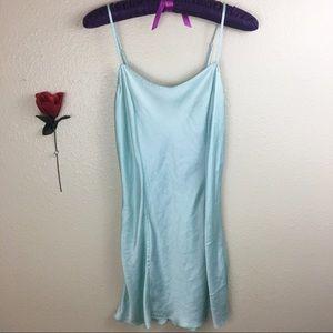100% Silk Victoria's Secret slip dress